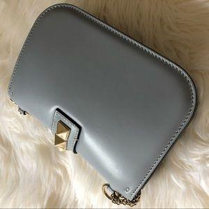 Valentino Bags - Valentino Rockstud shoulder bag in sky blue - used